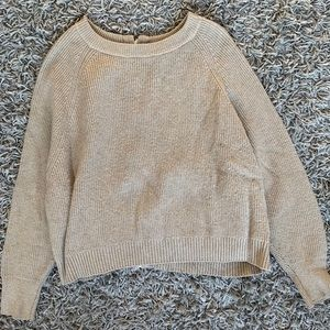 Cropped Zara Knit